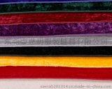供應爆款經典時尚面料平板密絲絨 刷花密絲絨 梳毛密絲絨