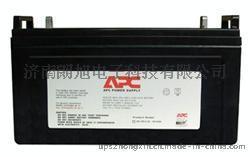 雷斯顿12v100AH铅酸免维护蓄电池配ups电源怎么计算