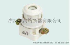 银熔牌RL6-63/D022螺旋式熔断器