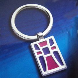 哈尔滨钥匙扣制作金属钥匙扣设计价格,