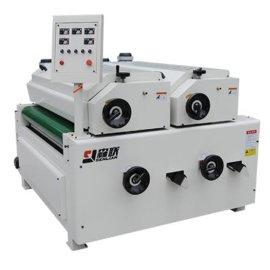 森联家具滚涂机 自动喷漆机 UV淋幕机