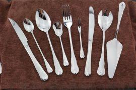 **Hyperlux酒店不锈钢刀叉勺西餐具礼品餐具竹节刀叉勺笑脸刀叉勺出口高档餐具