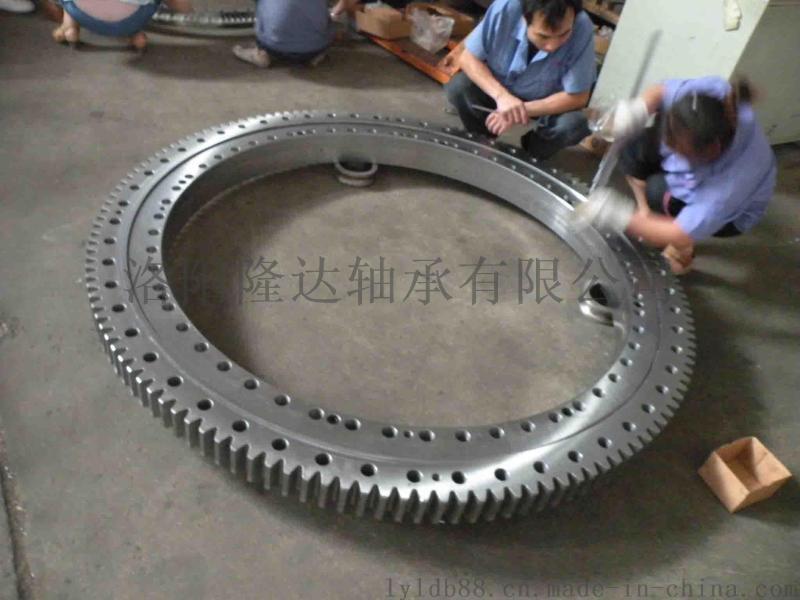 供應LDB品牌6937/1605G2K三排圓柱滾子組合轉盤軸承