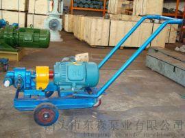 齿轮泵厂家批发 齿轮油泵 KCB55 齿轮油泵