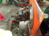 戴纳派克CC622压路机行走泵震动泵维修校验