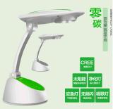 联创DF-LP0801L和谐号零碳护眼LED台灯太阳能环保节能空气净化灯