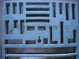EVA海棉内衬 电子产品包装内衬 EVA异形切割加工 10年海棉厂专业制作