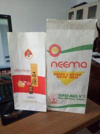 鑫顺源包装厂家订制环保面粉纸袋