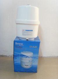 家用50G75G逆反渗透纯水机RO膜直饮机3.2G压力桶 储水压力罐
