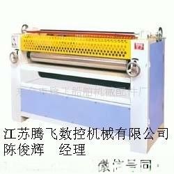 腾飞MT6213涂胶机木工滚胶机木工机械上胶机打胶机滴胶机单双面滚胶机细木板双面滚胶机板材涂胶机