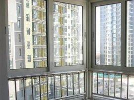深圳华帅铝合金门窗推拉平开落地隔音隔热中空钢化玻璃窗封阳台
