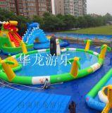 夏季降溫清爽的充氣水池 充氣游泳池 廠家定製