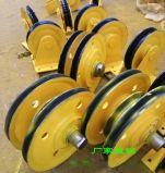工廠直銷行車滑輪組 10t起重機滑輪組 φ450滑輪組 天車滑輪