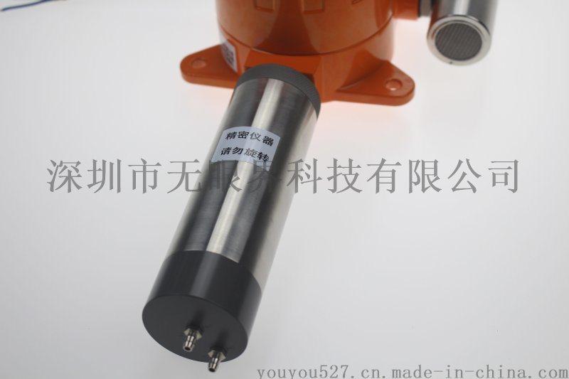在线式氟气气体检测仪