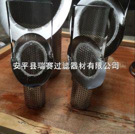 厂家直销不锈钢金属螺纹接口过滤粉尘 面粉滤器滤芯