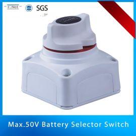 供应SFCBS-275-201电池选择开关游艇房车RV开关旋钮开关