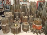 建奎JK耐磨损使用寿命长Φ800-3600滚筒烘干机转炉小齿轮