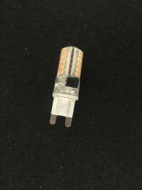 厂家直销 G9 LED可调光硅胶灯 G9-2835-40SMD