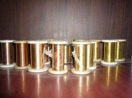 细铜丝 织布铜丝 纺织用铜丝