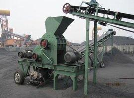 移动式粉碎机粉碎程度非常好粉碎机可直接选定场地设计