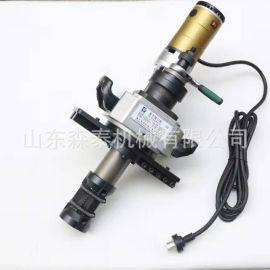 管道切割坡口机 便携式不锈钢管坡口机 手持电动管子平口机