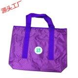 廠家定制pvc袋手提 購物單肩帆布包 環保現貨批發防水收納包女士