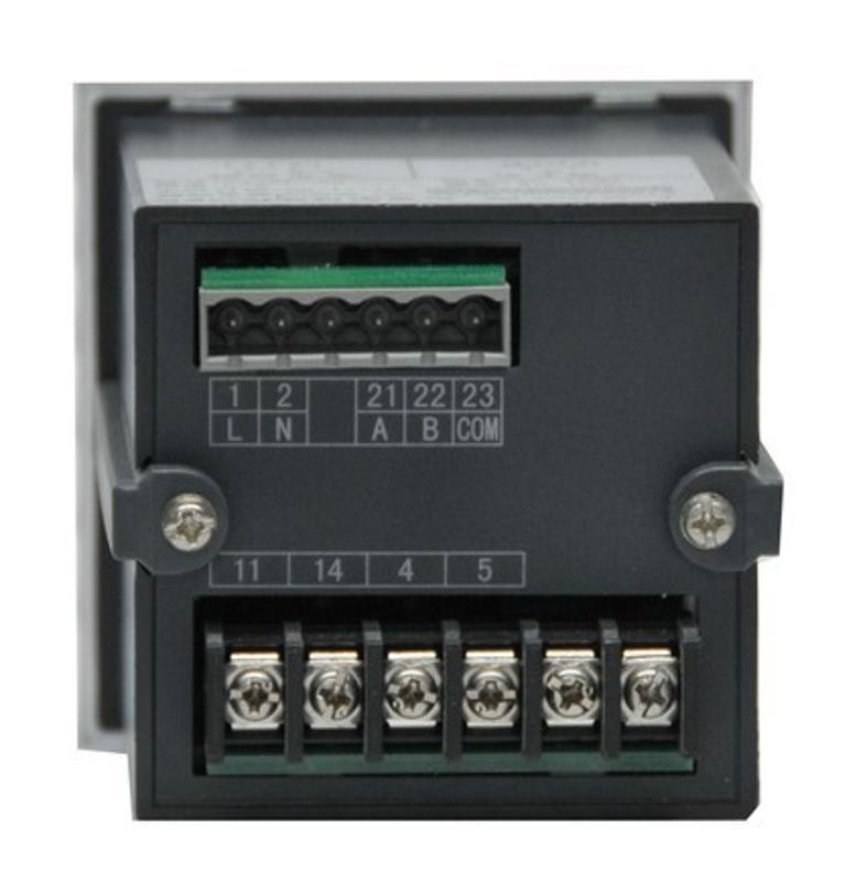 安科瑞PZ72L-**/J带报警 液晶 数字式单项电压表