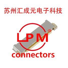 苏州汇成元电子现货供应替代品  20143-030E-20F  **连接器