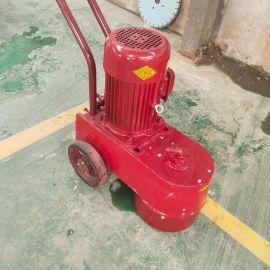 批发350型金刚石水磨石机 电动混泥土磨地机 水泥地面打磨机