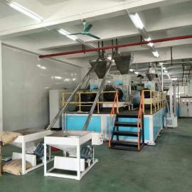 PP高阻隔保鲜包装片材生产线