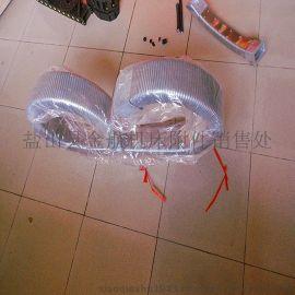 批发矩形金属软管 金属防爆软管 电缆保护套管 机床附件