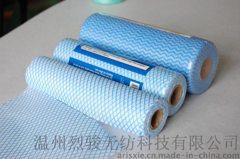 供应 抹布 擦拭布 印花布 无纺布订做批发