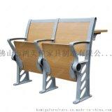 多媒体铝合金培训桌椅,培训室铝合金培训桌椅广东鸿美佳工厂供应
