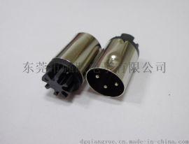 铆压式大DIN3PIN**连接器免焊