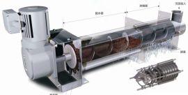 塑料厂颗粒脱水设备 卧螺式离心机处理量大