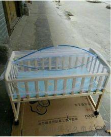 实木婴儿床童床 灵山益久Y29