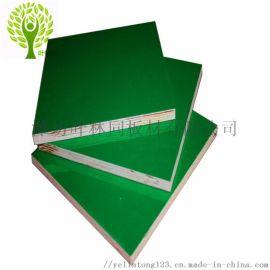 pvc面覆塑板可用30-60次的建筑模板