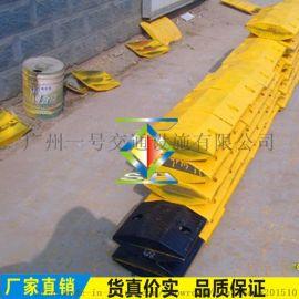 铸钢减速带道路减速板铸铁加厚型
