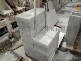 天然大理石墙面规格板 广西白大理石工程板定制