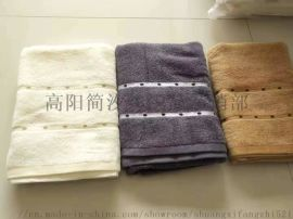 便宜地摊处理浴巾 促销库存尾货浴巾