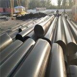 桂林 鑫龍日升 黑皮子聚氨酯保溫管DN350/377 小口徑塑套鋼預製保溫管