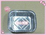 一次性打包盒 方形锡纸盒 外 打包餐盒
