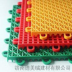 济南运动悬浮地板生产厂家悬浮拼装地板厂家直销批发零售