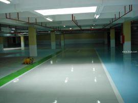江门停车场地坪漆施工,停车场地板漆价格