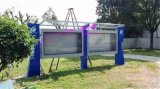 贵州宣传栏、公交候车亭、导视牌制造基地