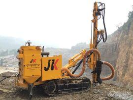 福建福州JK590C履带式液压潜孔钻机带除尘价格