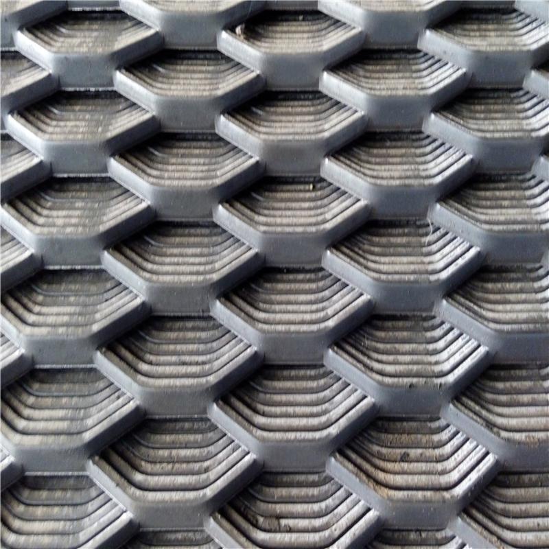 鍍鋅鋼板網 重型鋼板網防護 金屬拉伸網