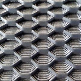 镀锌钢板网 重型钢板网防护 金属拉伸网