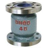H42B法兰氨用止回阀-专业生产批发上海邯高阀门