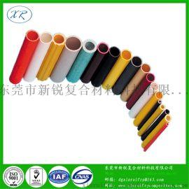 耐高温管材材 供应玻璃纤维管多种规格加工19*13玻璃纤维管定做